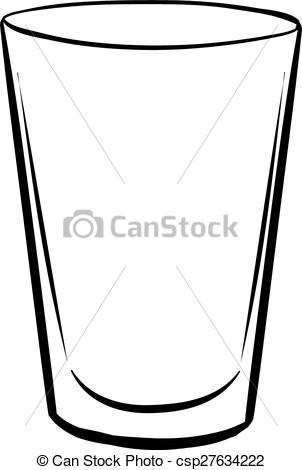 7 clipart black and white. Drinking glass station