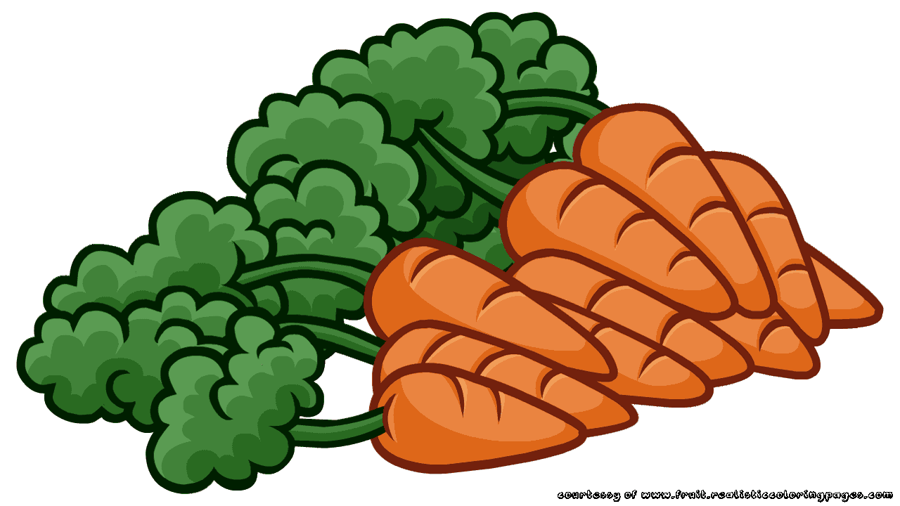 incredible vegetables fruit. Broccoli clipart carrot