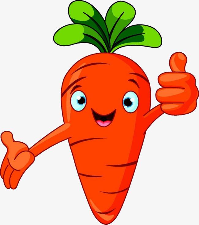 7 clipart carrot. Cartoon sticks of food