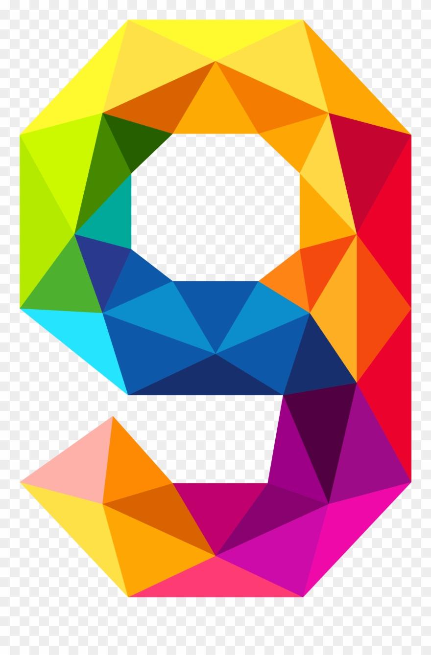 7 clipart colourful