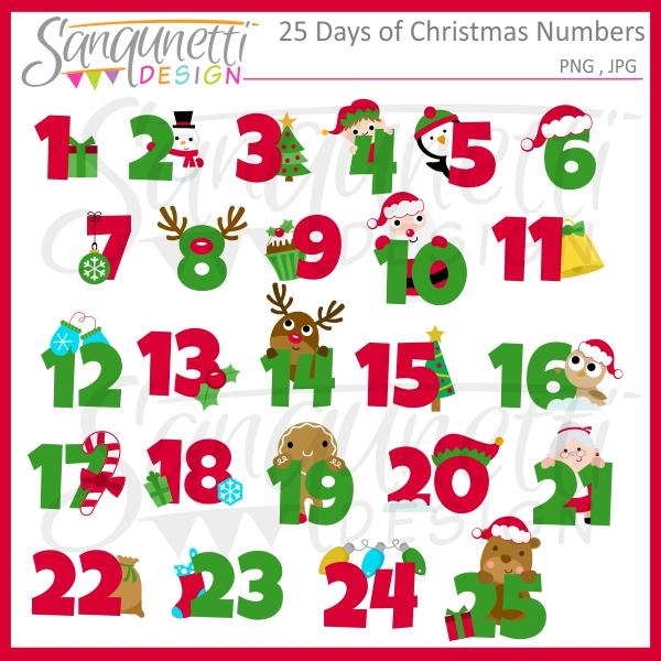 Sanqunetti design days of. Advent clipart advent calendar
