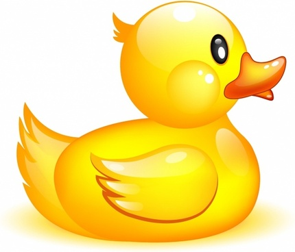 7 clipart duck. Free vector download for
