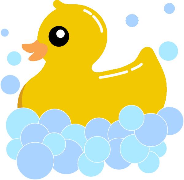 Rub foam clip art. 7 clipart duck
