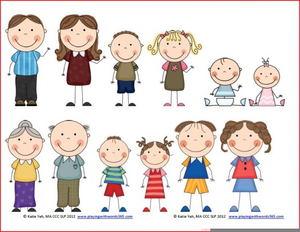 Free members images at. 7 clipart family