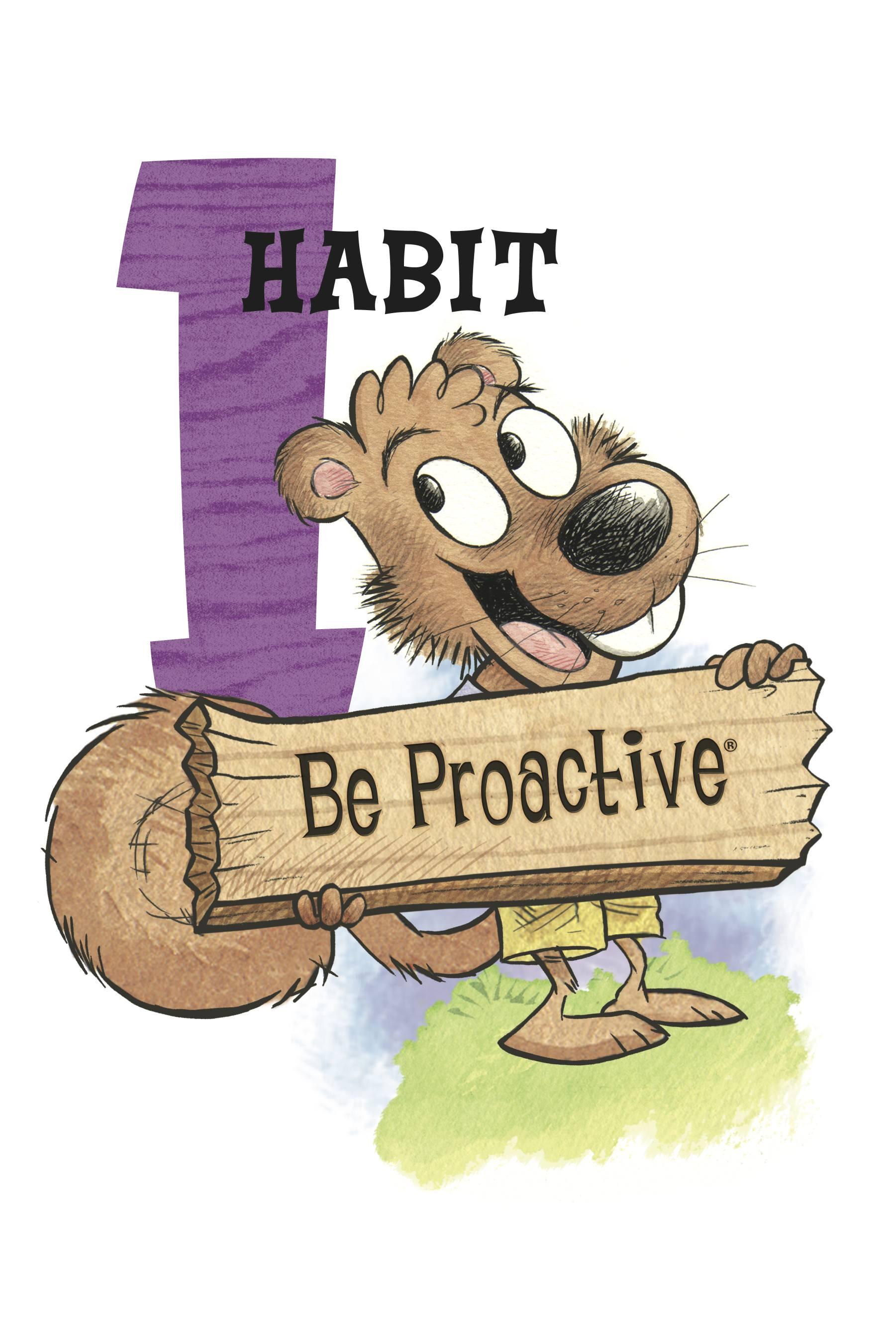 7 clipart habit. The seven habits be