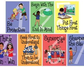 7 clipart habit.  posters etsy habits