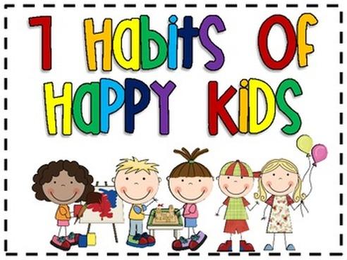 7 clipart habit.  habits mrs walls