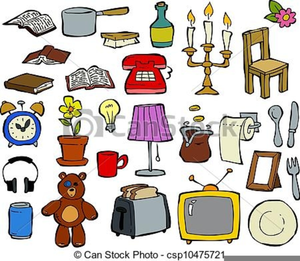 Free household items images. 7 clipart item