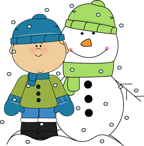 Winter clip art images. 7 clipart kid