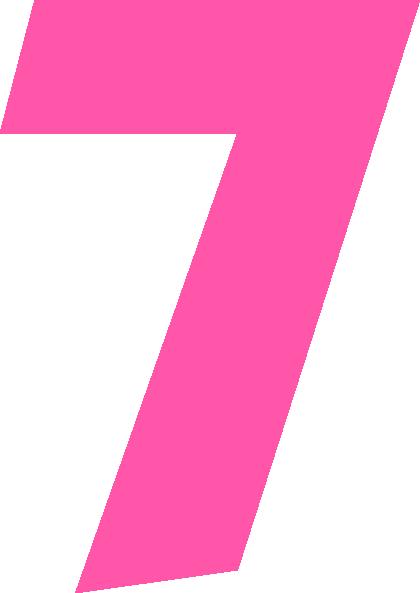 Resultado de imagen de number 7 picture
