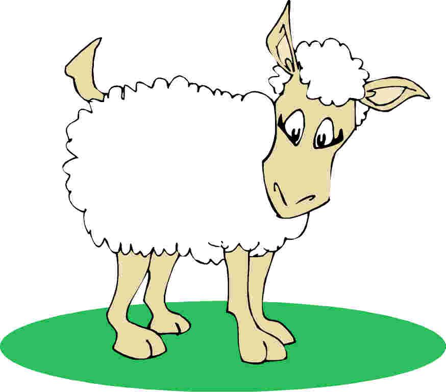 Image clip art clipartix. 7 clipart sheep
