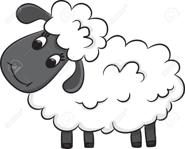 7 clipart sheep. Free shepherd images at