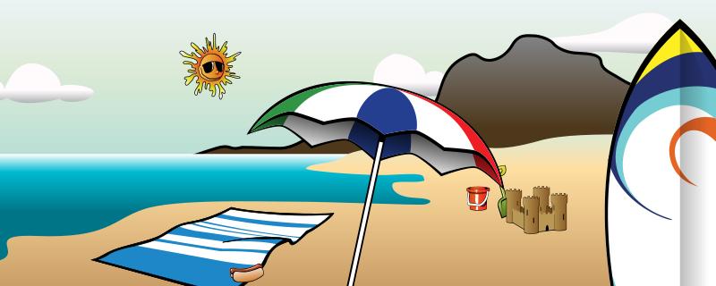 Clipart summer summer season. Clip art images free