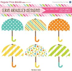 Artbyjean blog fashion umbrellas. 7 clipart umbrella
