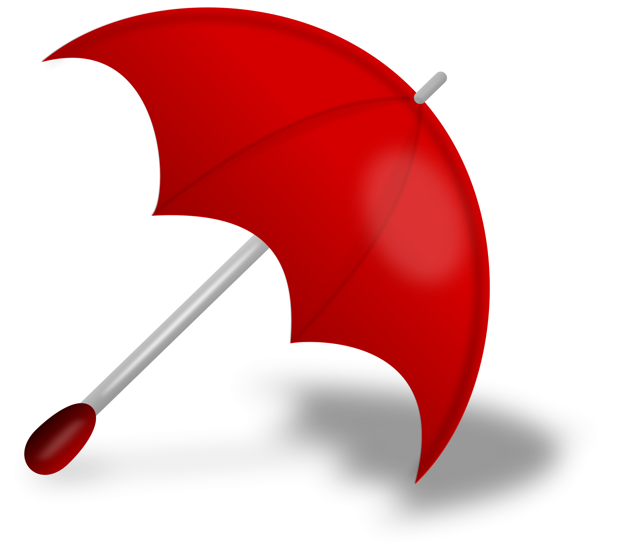 7 clipart umbrella. Red panda free images