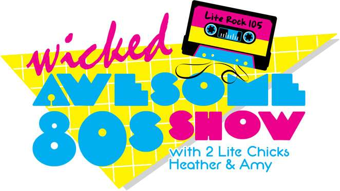 Wicked awesome s show. 80's clipart 80 rock