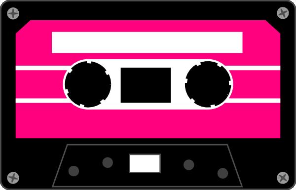 80's cassette tape