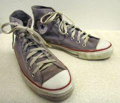Beat up broken in. 80's clipart converse pair