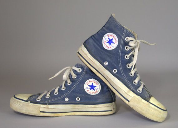 80's clipart converse pair.  best s all