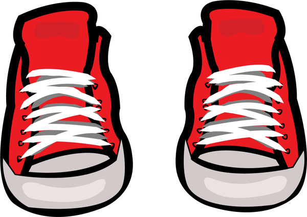 Converse clipart vector. Sneaker cliparts free download