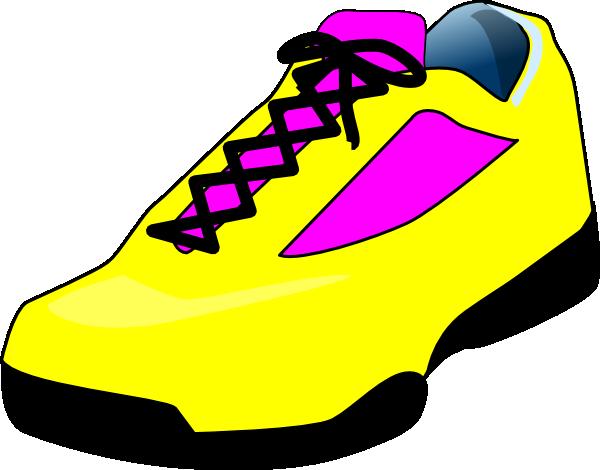 Free sneakers download best. 80's clipart kid shoe