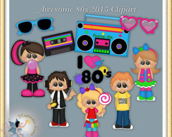 80's clipart kid shoe.  s etsy awesome