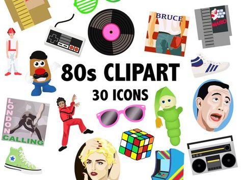 80's clipart kid shoe. Pinterest