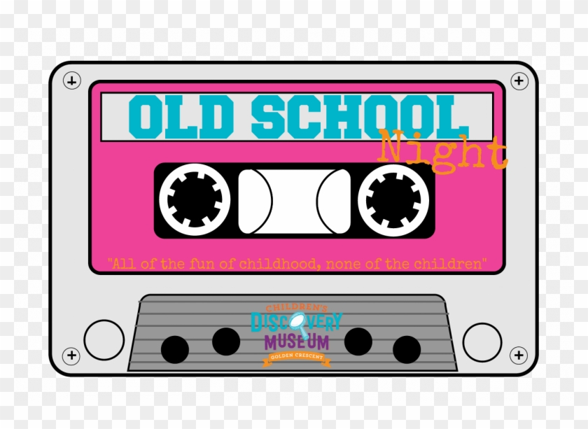 80's clipart old school.  s cassette tape
