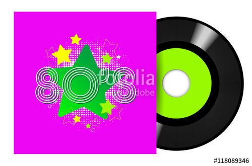 s lp tours. 80's clipart record