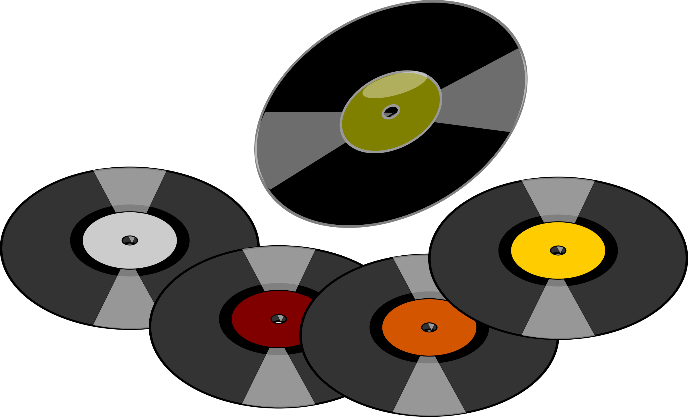 Discos lp icons png. Record clipart print