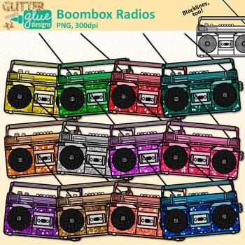 s theme teaching. 80's clipart tape recorder