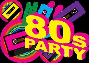 80's clipart transparent