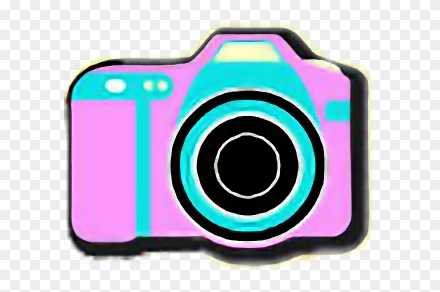 s camera pink. 90s clipart 90 computer