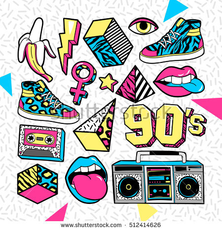 90s clipart 90 phone.  s free download