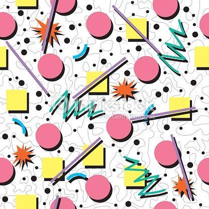 best illustrations motifs. 90s clipart eighty