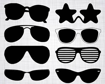 Etsy . Clipart sunglasses shades