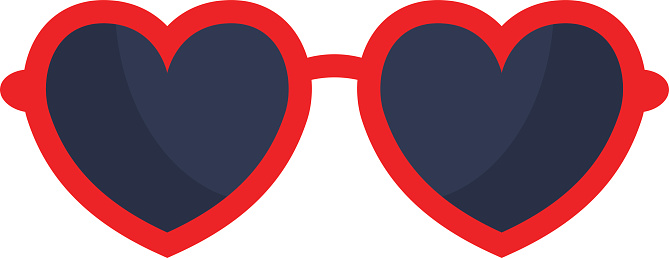 Free glasses cliparts download. Sunny clipart heart shaped sunglasses