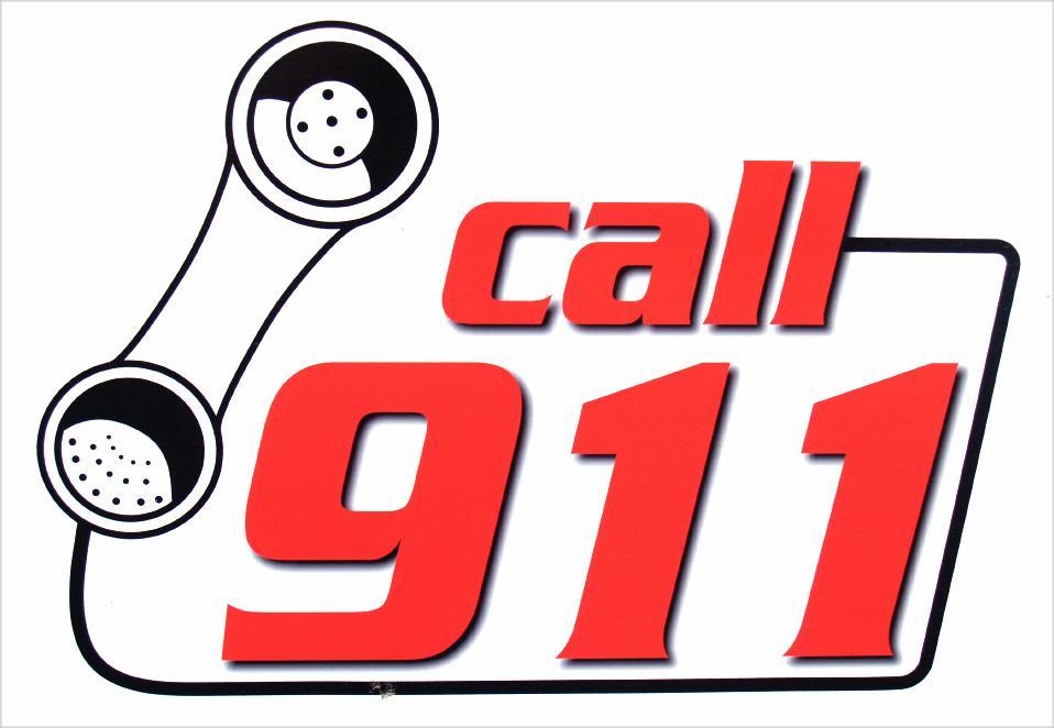 Dial fire . 911 clipart 911 phone