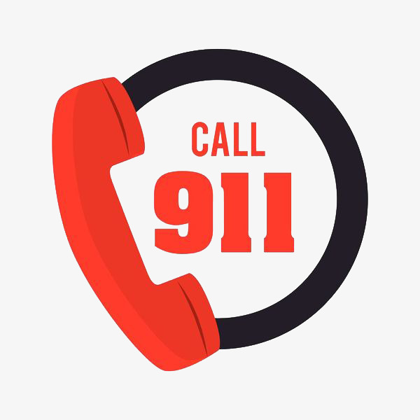 911 clipart 911 phone.  call early warning