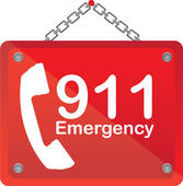911 clipart fire emergency. Calling clip art library