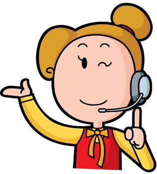 Panda free images operatorclipart. Clipart telephone telephone operator