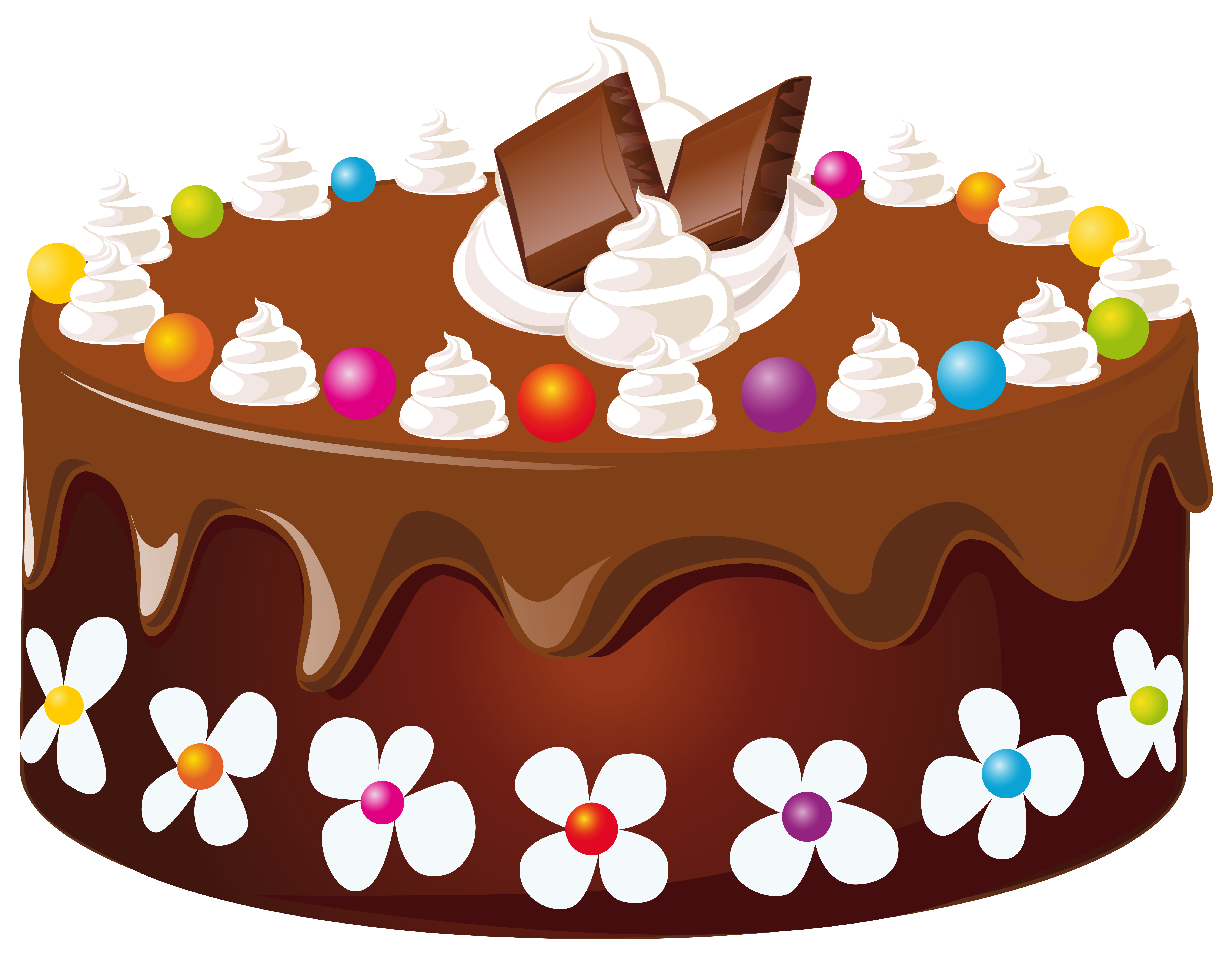 Chocolate png image gallery. Cake clipart cake design