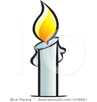 Candles clipart memorial candle. Rf panda free images