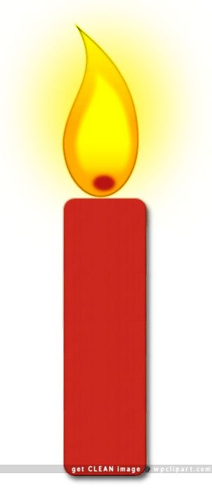 Candles clipart burning. Candle clip art tall