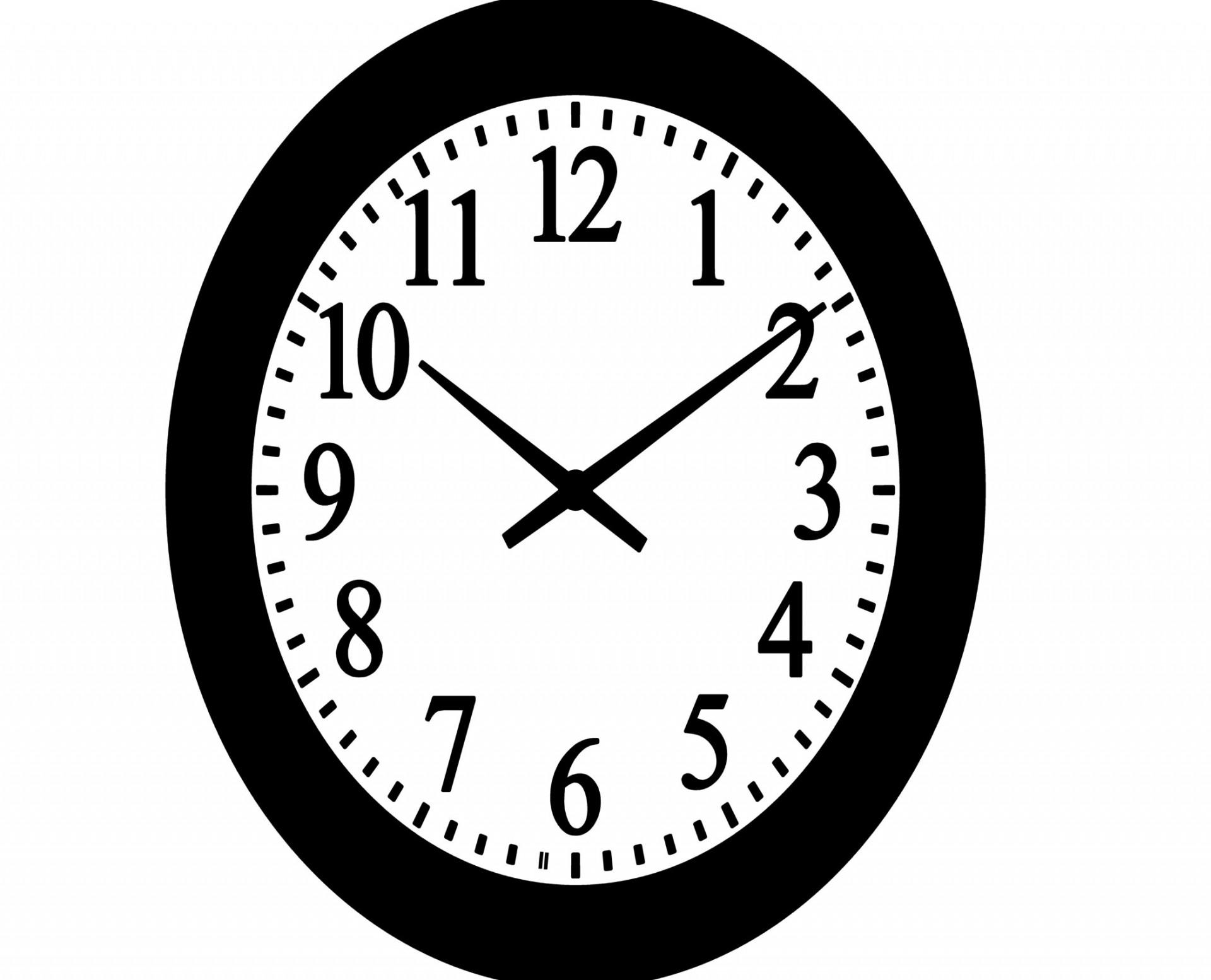 Clipart clock. Wall clip art free