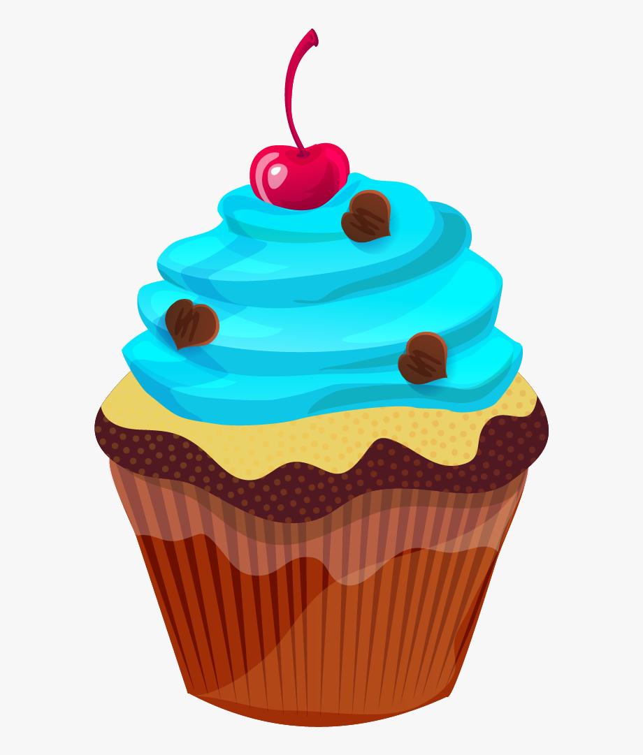 Clip art free cliparts. A clipart cupcake