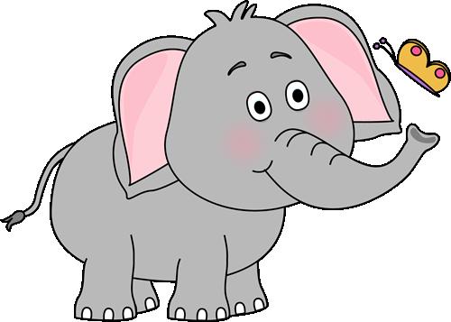Announcements clipart elephant. Clip art images and