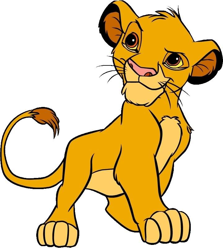 King the pinterest lions. Clipart lion birthday
