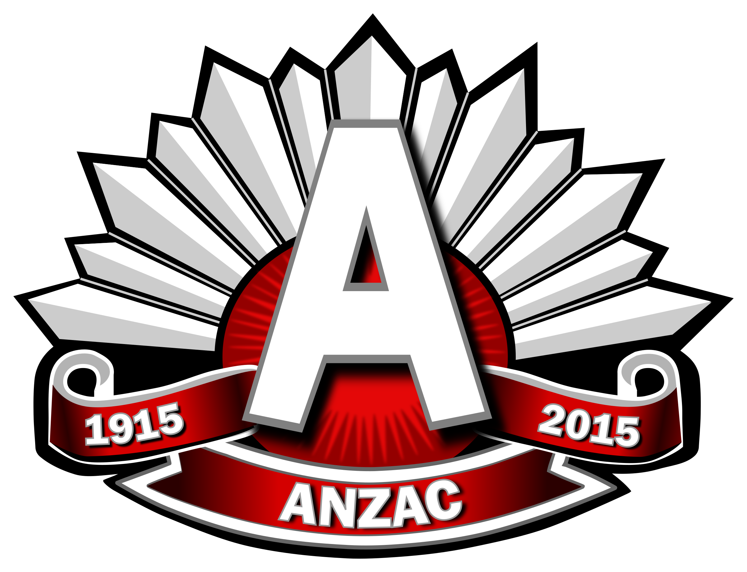 2018 clipart anzac day. Logo red big image