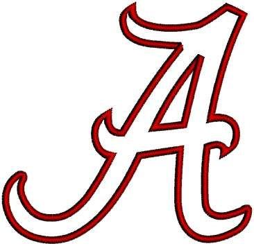 Football logo . Alabama clipart symbol